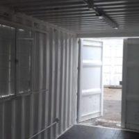 Container escritório em São Paulo
